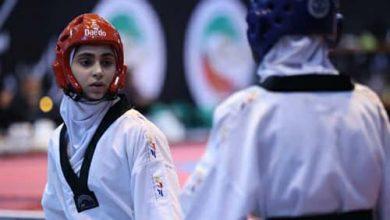Photo of رقابت ورزشکاران ملایر در مسابقات آنلاین تکواندو