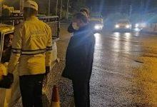 Photo of نظارت شبانه روزی پلیس راهور بر ورودی های ملایر