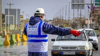 Photo of رصد پلیس راهور بر محورهای گردشگری همدان